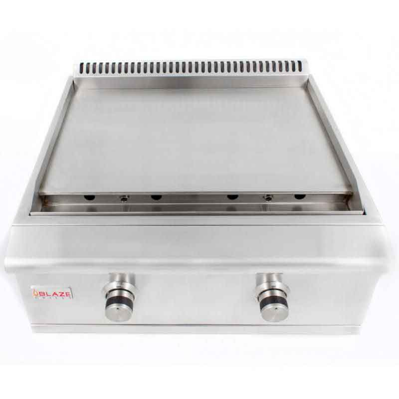 Blaze Built-In Natural Gas