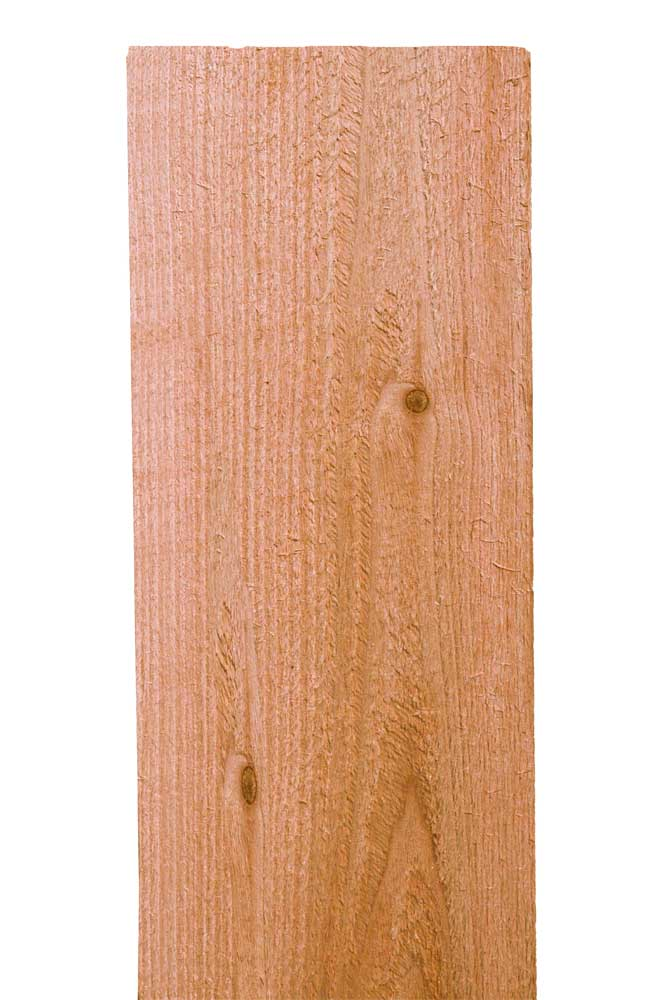 1x4x8 #1 WRC Flat Top Fence